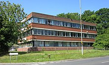 Woods House, Telford Road, Hollington, Hastings (June 2015).JPG