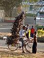 Working bicycle in Moshi, Tanzania (2013).JPG