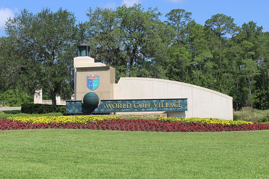 File:World Golf Village, World Golf Hall of Fame.jpg ...