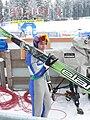 World Junior Ski Championship 2010 Hinterzarten Anja Tepes 118.JPG