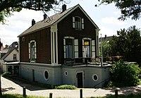 Woudrichem - rijksmonument 521378 - Rijkswal 44 20120630.jpg