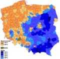 Wybory prezydenckie 2015 I tura mapa.png