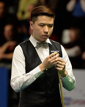 Xiao Guodong - German Masters 2015