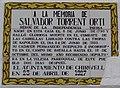 Xirivella. Retaule Ceràmic dedicat a Salvador Torrent Ortí.jpg