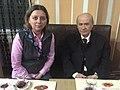 Yıldız Yazıcıoğlu and Devlet Bahçeli.jpg