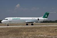 YR-FKB - F100 - Montenegro Airlines