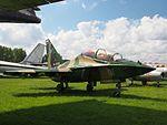 Yak-11 at Central Air Force Museum Monino pic1.JPG