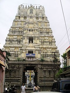 Yathothkari Perumal Temple temple in India