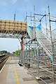 Yatton Railway Station temporary bridge.jpg