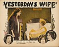 Yesterday's Wife lobby card 2.jpg