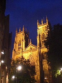York Minster by night - geograph.org.uk - 1497529.jpg