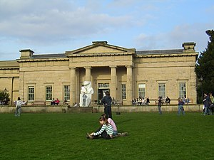 Yorkshire Museum, York, England-23March2005
