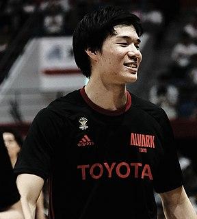 Yudai Baba Japanese basketball player