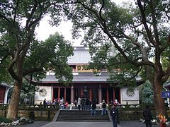 Yue Fei temple 1