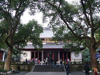 Yue Fei Temple in Hangzhou