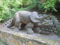 ZOO Ústí n L - Stezka dinosaurů 04.jpg