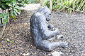 ZSL London - Female gorilla and offspring sculpture (03).jpg