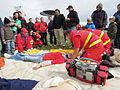 ZZS MSK, záchranáři, zajištění krční páteře a transport na scoop rámu (06).jpg