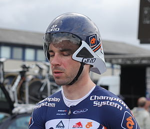 Zachary Bell under Tour des Fjords 2013.JPG