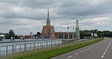 Zaltbommel, kantoorgebouw Van den Herik-Boskalis foto10 2016-06-19 15.36.jpg