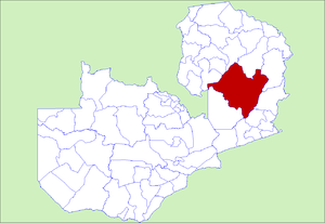 Mpika District - Image: Zambia Mpika District