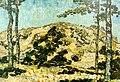Zandleven Bomen in een heuvellandschap,jpg.jpg