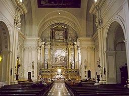 Zaragoza - Iglesia basílica de Santa Engracia 02a.JPG