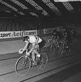 Zesdaagse wielrennen RAI Amsterdam, tweede dag. Koppel Duyndam-Eugen in aktie, Bestanddeelnr 923-0719.jpg