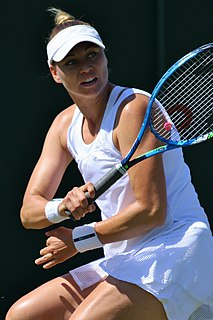 Vera Zvonareva Russian tennis player