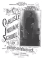"""Carlisle Indian School March"", 1896.png"