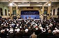 """Lovers of the Ahl al-Bayt and the Takfiris issue"" Summit participants meeting with Ali Khamenei - 23 November 2017.jpg"