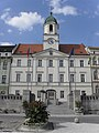 (TTO) Činžovní dům (Restaurant Radnice) - Teplice, náměstí Svobody 225 3.JPG