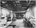 (Wood working shop at the Submarine Base, Los Angeles.) - NARA - 295465.tif