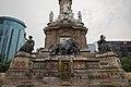 Ángel de la Independencia vandalizado.jpg