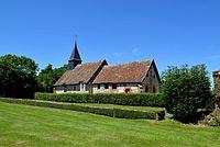 Église Saint-Laurent de Saint-Désir (La Pommeraye) (3).jpg
