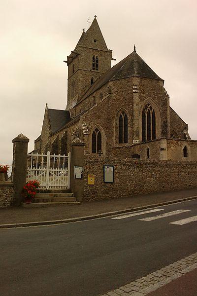 Église Saint-Pierre de fr:Vesly (Manche)
