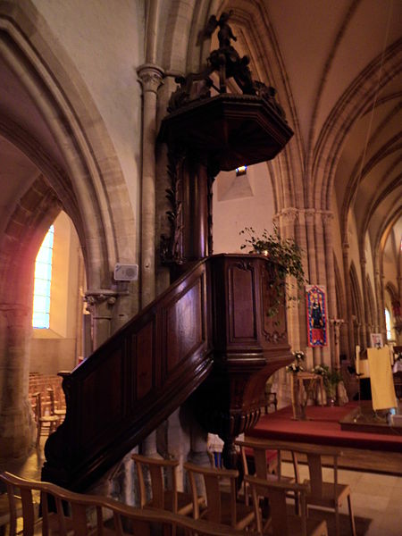Église Saint Laurent de fr:Saint-Sauveur-Lendelin