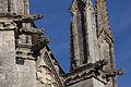 Église Saint Mathurin de Larchant-Pinacles et Gargouilles-20120920.jpg