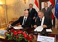 Österreichische Unis unterzeichnen Abkommen mit luxemburgischen Partnerinstitutionen (8658077944).jpg