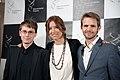 Österreichischer Filmpreis 2013 B Catalina Molina, Senad Halibasic, David Bohun.jpg