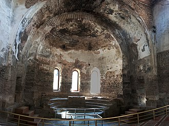 Second Council of Nicaea - Hagia Sophia, İznik