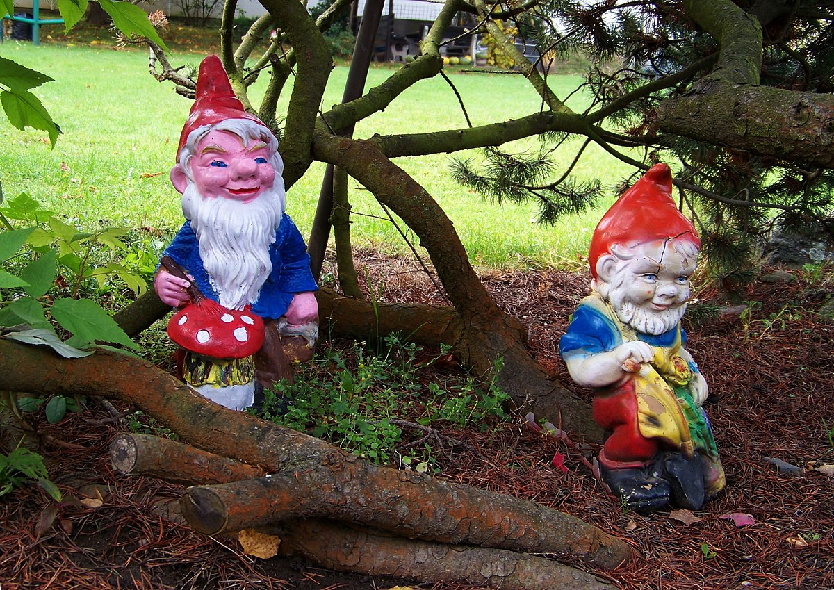 Garden Gnome Wiktionary
