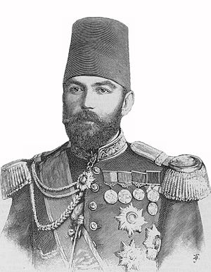 Ahmed Cevad Pasha - Image: Ахмед Джевад паша