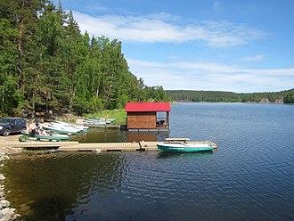 Republic of Karelia - Landscape in Republic of Karelia