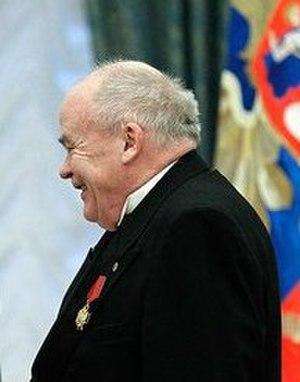 Evgeny Velikhov - Evgeny Velikhov (2010).