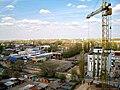 Вид с 12-го этажа на город. (Исм.Альберт) - panoramio.jpg