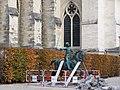 Жанна Д'Арк временно не у дел (Jeanne D'Arc is not at work). - panoramio.jpg