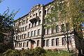 Здание бывшего инженерного управления Владивостокской крепости (Приморский край, Владивосток, Пушкинская улица, 41).JPG