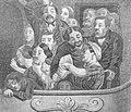 Зрители в ложе театра. Акварель неизвестного художника, 1840-1850-е годы.jpg