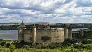 Комплекс споруд фортецi (мур.) (Хотин) (10).JPG
